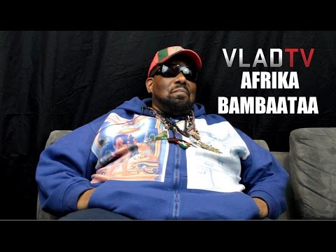 Afrika Bambaataa: Radio Refuses to Play More Political Hip-Hop