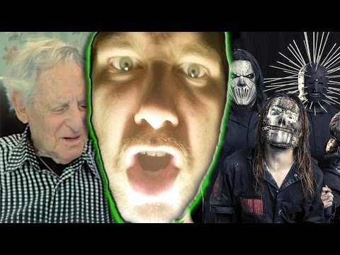 SLINGKNOT!!! Elders React to Slipknot | Mike the Music Snob Reacts