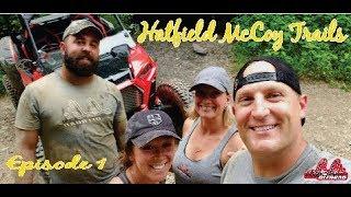 Hatfield McCoy Trails Episode 1 (Rockhouse)