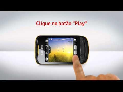 Samsung Corby II - Envio de MMS