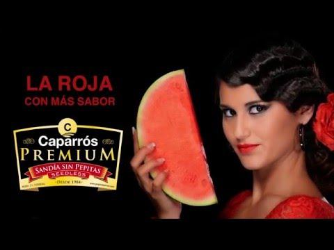 Spot Publicitario Sandía Caparrós Premium @ Canal Sur