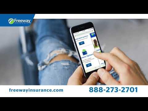 Switch To Affordable Auto Insurance Coverage | Freeway Insurance