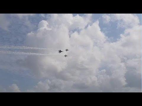 RSAF display at Singapore Airshow preview