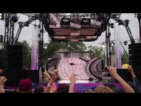 AronChupa - I'm an Albatraoz live @ Weekend Baltic Festival 2016 (4K)