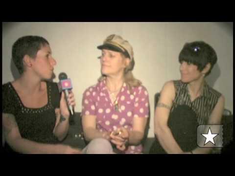 Donita Sparks e The Stellar Moments no Radar Showlivre 01 HQ