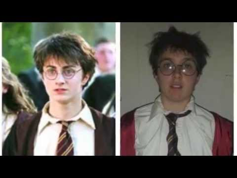Triple dog dare for cosplaying Harry Potter and other ...