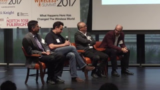 TWS17: Panel: Emerging Directions in Communications