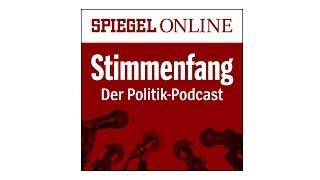 """Podcast """"Stimmenfang"""" #39: Wird Nahles die neue Merkel?"""