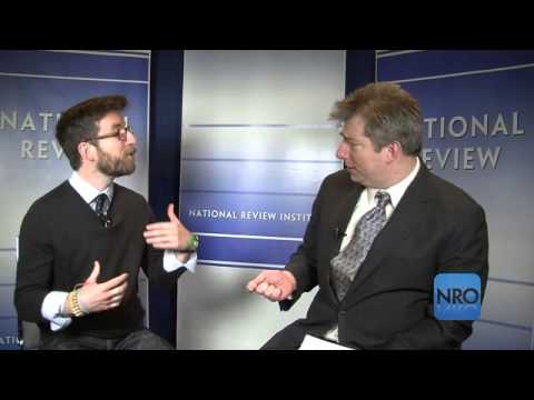 National Review Interview with Mike McShane at CPAC 2014