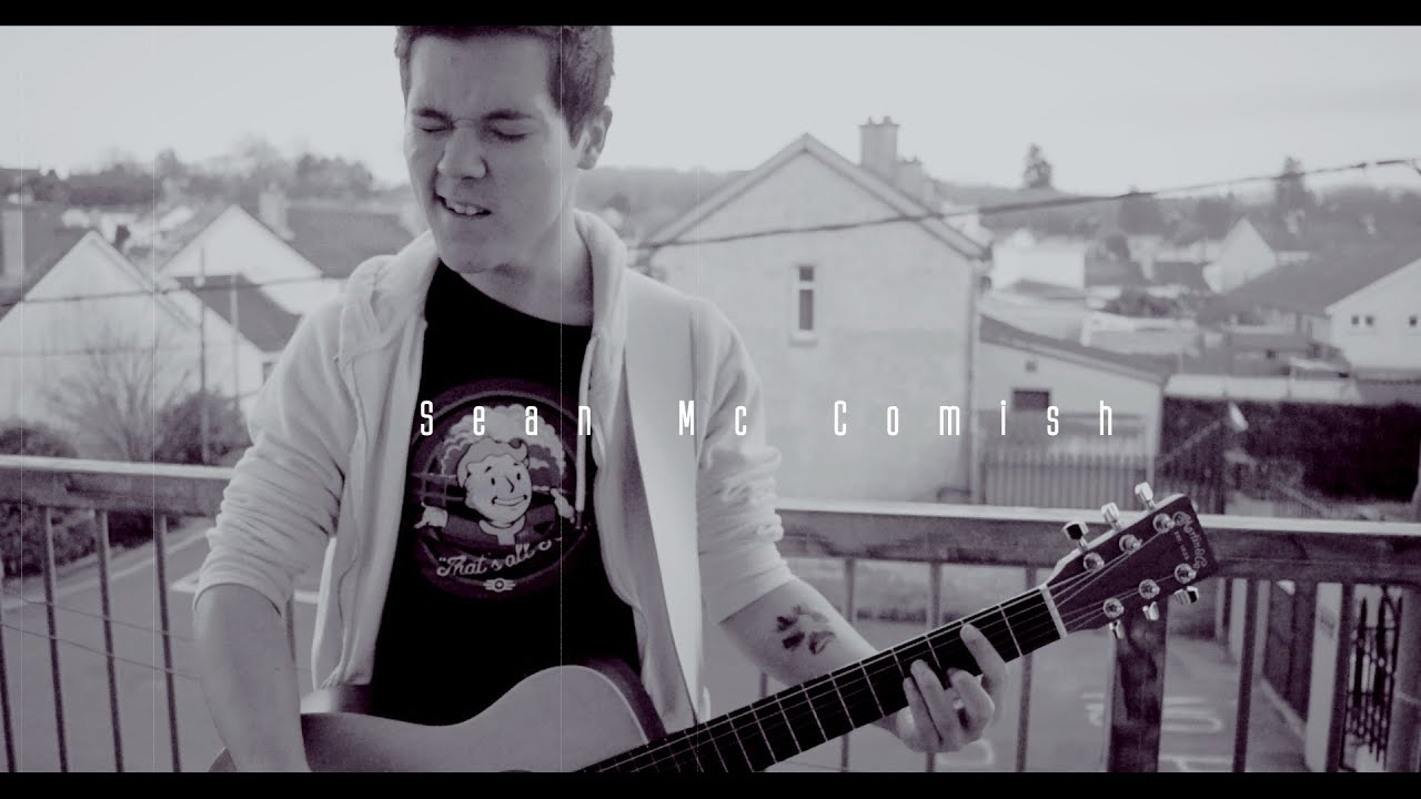 Sean mccomish balcony acoustic session native tv youtube for Balcony sessions