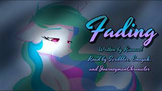 Pony Tales [MLP Fanfic Reading] Fading (romance/tragedy/HiE - Celestia/Human)