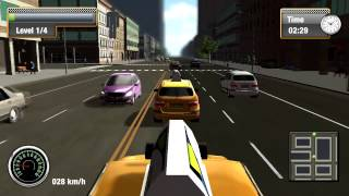 New York City Taxi Simulator Gameplay HD