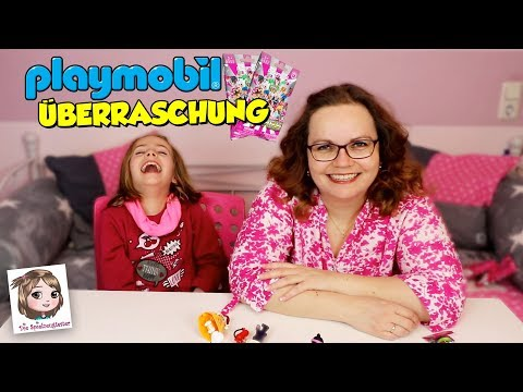 PLAYMOBIL Mädchen Sammelfiguren Serie 13 | Figures Girls Surprise Blind Bags Opening