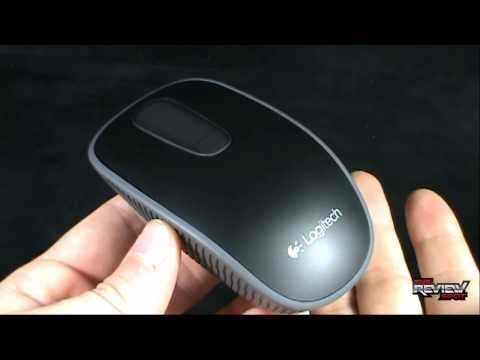 Tech Spot - Logitech T400 Zone Touch Mouse