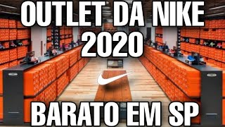 OUTLET NIKE CENTRO DE SP | BARATO E ORIGINAL