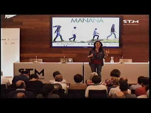 Cristina Monge / Demain 2015  Cyril Dion y Mélanie Laurent