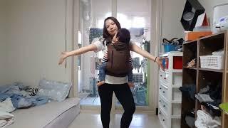 엄마와아기가 함께하는 아기띠댄스 두뇌발달짱!