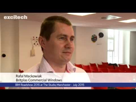 "Britplas Commercial Windows @ ""BIM Roadshow 2015"""