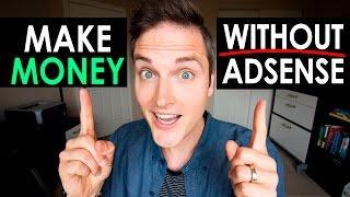 How to Make Money on YouTube without Adsense — Free YouTube Webinar 2016