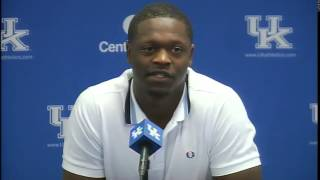 "Kentucky Wildcats TV: Julius Randle ""Kentucky will have a special place in my heart."""