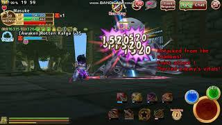Elemental Knights Online [Thief] : [Awakened] Rotten Kafga