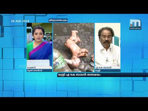 Development By Ensuring Environmental Protection: AK Balan| Part 2| Mathrubhumi News