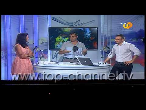 Wake Up, 31 Korrik 2015, Pjesa 3 - Top Channel Albania - Entertainment Show