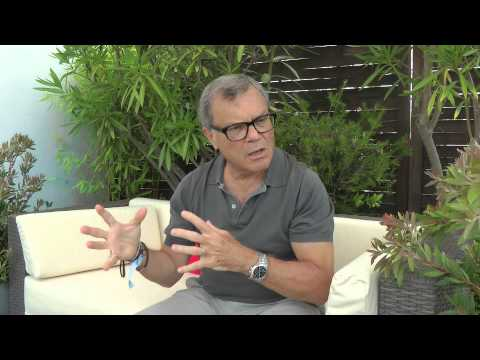 Lions Daily News speaks to Sir Martin Sorrell - Cannes Lions 2013