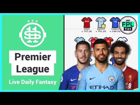 GW5: FPLtips' Daily Fantasy Picks for Sep 15th on STARTING 11 | Live Daily Fantasy Football App
