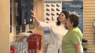 2012 Healthy Feet Event at The Erie Shoe Fly Stores