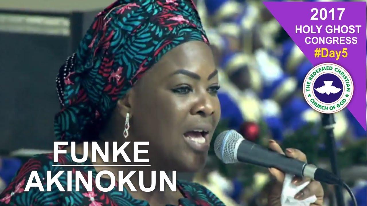 Download Funke Akinokun POWERFUL Praise @ RCCG 2017 HOLY GHOST CONGRESS_ #Day5