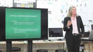 A Vision Statement for Katherine Delmar Burke School