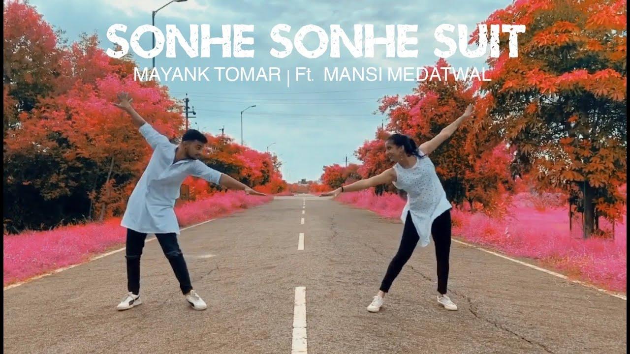 Dance On | Sonhe Sonhe Suit | Nimrat Khaira | Ft. Mansi Medatwal | Mayank Tomar Choreography