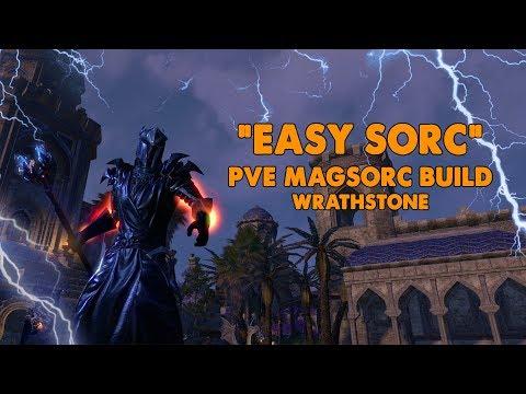 Eso Sorcerer Crit Build