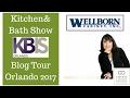 Wellborn Cabinetry KBIS Blog Tour Orlando 2017
