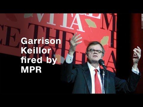 Garrison Keillor fired over allegations of...