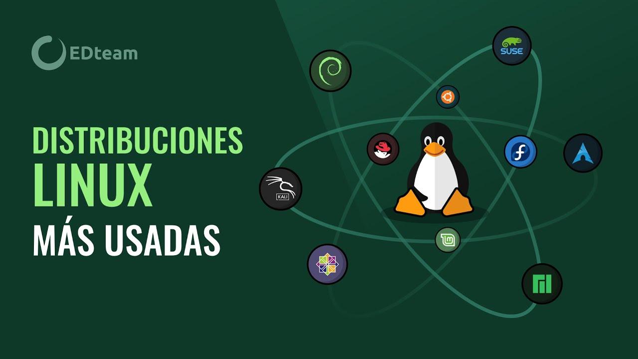 ¿Cuántas distribuciones Linux existen?