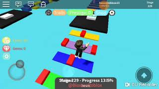 Roblox Parkour Challenge of 1700 levels the parkours became easy