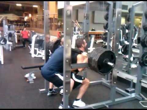 Joe Donnelly Squat