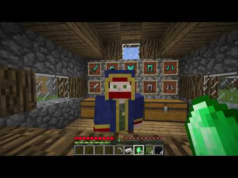 How I Got Rich In Minecraft (part 1)