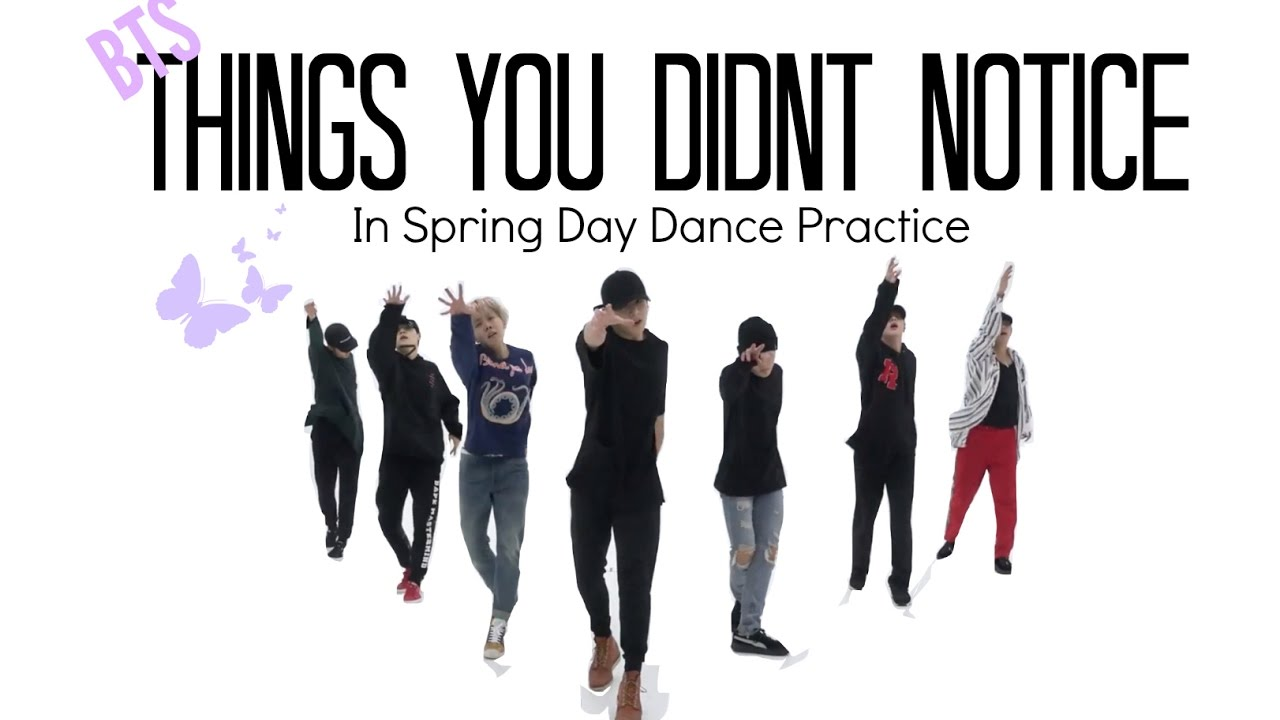 spring day dance how to