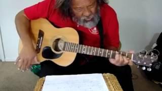 how to play Colombian song: los caminos de la vida en mi guitarra