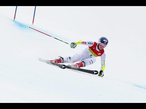 Mikaela Shiffrin Wins - GS - 2016 U.S. Alpine Championships