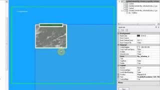 NeoAxis Engine - Урок 10-3 (Создание простого GUI )