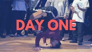 Day 1 | Break Mission x Just Jam x B-Side Festival 2017 | FSTV