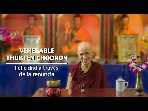 Happiness through renunciation