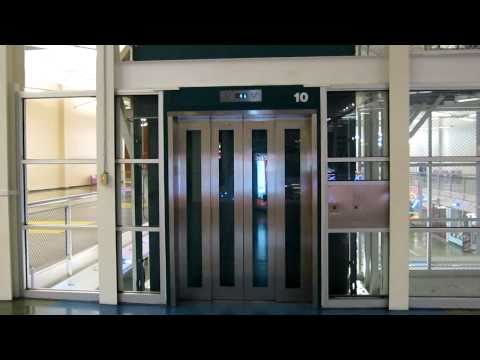 Montgomery KONE Traction Elevators at the Palisades Center - Clarkstown, NY