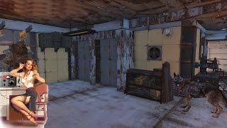 Fallout 4. Новые жители и развитие города. 5