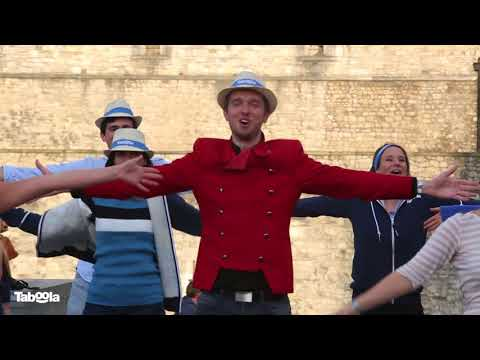 Taboola Flash Mob - Annual London Staff Spring Party 2018