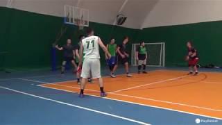 Смотреть видео PlayBasket. Видеообзор 30.10.2018 (Метро Электрозаводская). Любительский баскетбол в Москве онлайн
